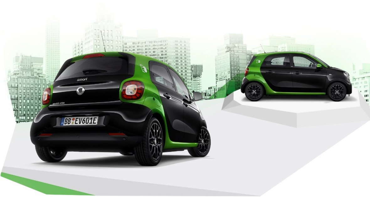 Forfour Cabrio Electric Drive