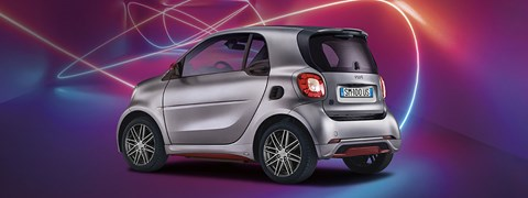 smart EQ fortwo Ushuaïa