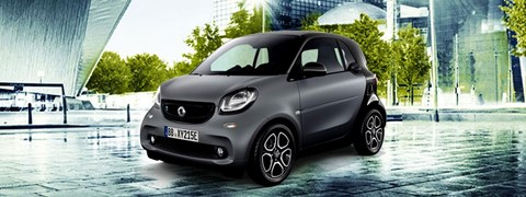 Noleggia smart EQ fortwo Passion