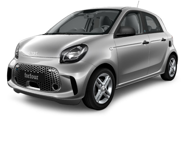 smart EQ forfour Passion